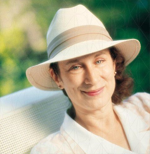 "Happy Birthday Margaret Atwood born November 18, 1939. ""A word after a word after a word is power."""