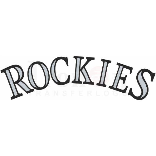 colorado rockies logo coloring pages - photo#32