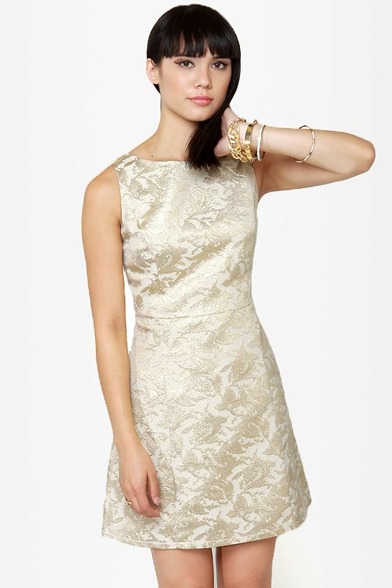 1000 Ideas About Gold Brocade Dress On Pinterest Lace