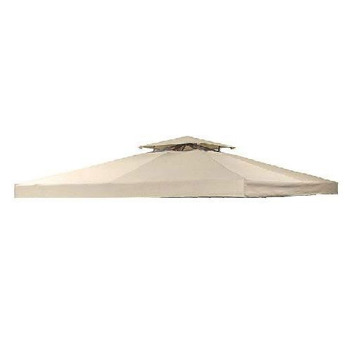 10 X 10 Universal Replacement Canopy 2-Tiered - RIPLOCK 500