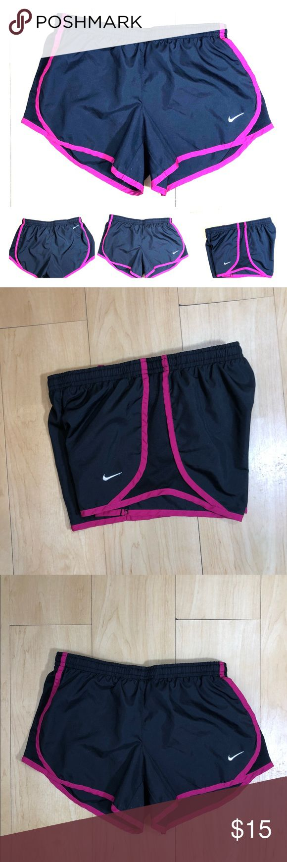 Nike dri-fit short for girl size M Excellent condition dri-fit short for girls . Adjustable waist. Nike Bottoms Shorts