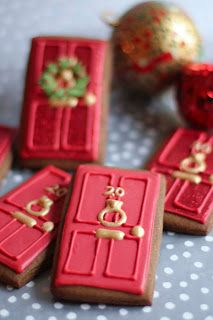 Cookies de Noël.