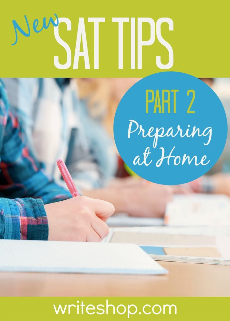 NEW SAT essay tips: Part 2 • WriteShop