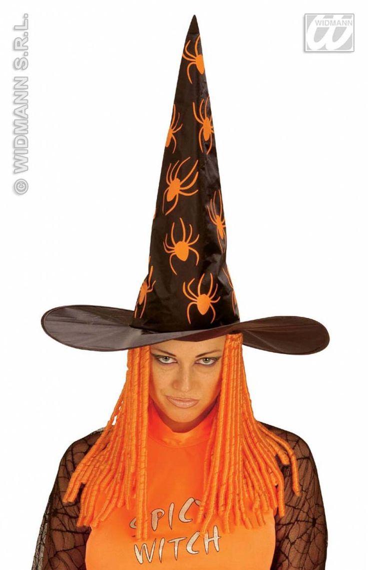 Ozge en rafael heksen hoed
