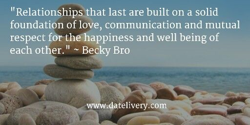 how to build a solid relationship