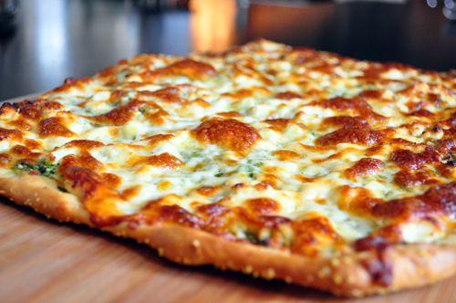 Pesto Cheese Pizza | Pizza/Stromboli | Pinterest