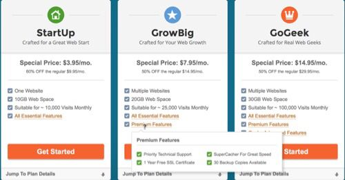 Which #SiteGround Shared #Hosting Plan Is Best For You http://sgusers.com/which-siteground-shared-hosting-package #webhosting