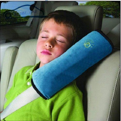 1pcs Car Safety Seat Belt Harness Shoulder Pad Cover/ Children Soft Belt Pillow #CARPRIE
