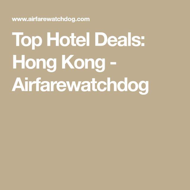 Top Hotel Deals: Hong Kong - Airfarewatchdog