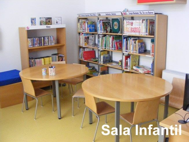 Secção infantil Children Section