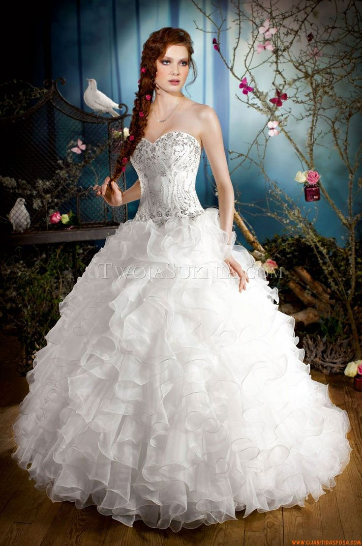 Abiti da Sposa Kelly Star KS 136-11 2013