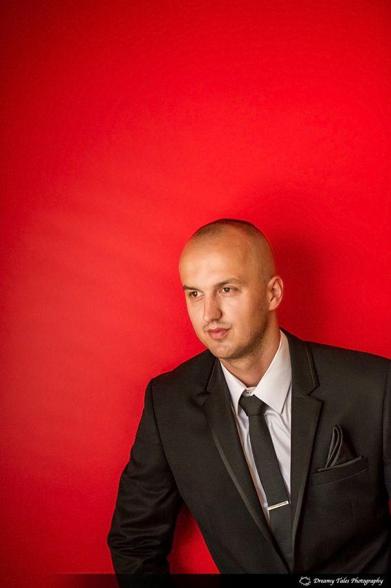 Wedding Photography- Groom in suit #groom #wedding #photography #suit #bride #tie #weddingphotography