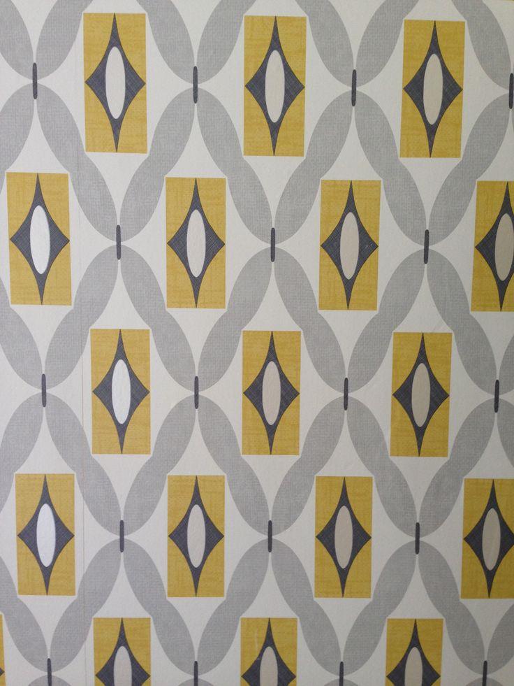 Wallpaper B Q Living Room Pinterest For