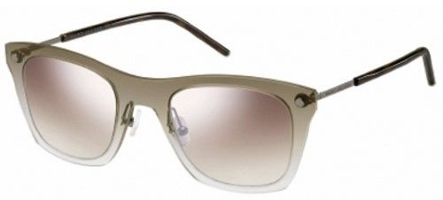 bb98b18063 Sunglasses Marc Jacobs 25  S 0732 Palladium   Black 9C dark gray gradient  lens