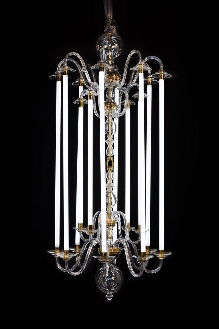 Discover Echo, new interpretation born out of our glass arm chandelier Eugene.#preciosamilan #preciosalighting #light #lighting #designlighting #luxurydesign #interiorstyle #hospitalitydesign #crystal #bohemiancrystal #chandelier #cultivationofchandelier #brilliance #euroluce #euroluce2017 #architecturelovers #milandesignweek #milandesignweek2017 #milan