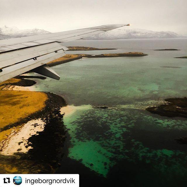 #Repost @ingeborgnordvik with @get_repost  Klar for landing på #bodølufthavn og #dykking. #reiseliv #reisetips