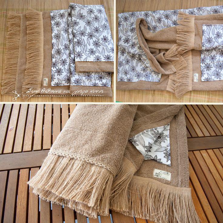 Handmade Sea Towel... Sand Matting