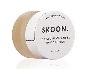 Nkuto Butter Hot cloth cleanser