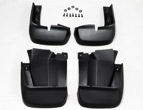 All Four Wheels Splash Guard Mud Flaps for 2006 thru 2011 Honda Civic Sedan 8th Generation exclude 5door models2007 2008 2009 2010 06 07 08 09 10 11 -- You can get additional details at the affiliate link Amazon.com.