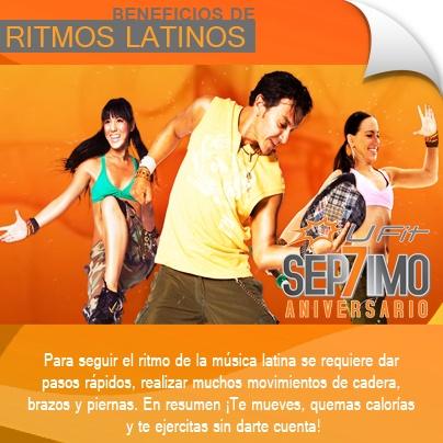 Ritmos latinos