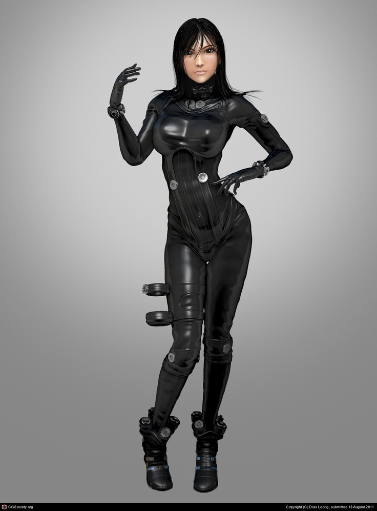 The full Gantz suit. | animeee | Pinterest | Suits and The ...