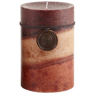 Asian Spice Layered Candles