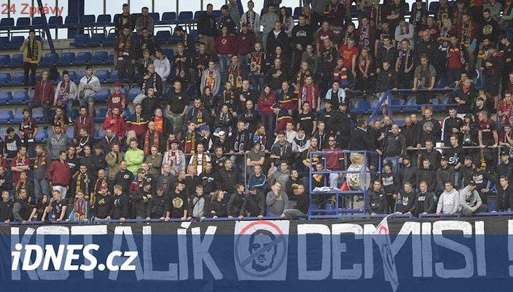ANALÝZA: Fanoušci ve válce. Fotbalová Sparta znovu řeší vážný problém