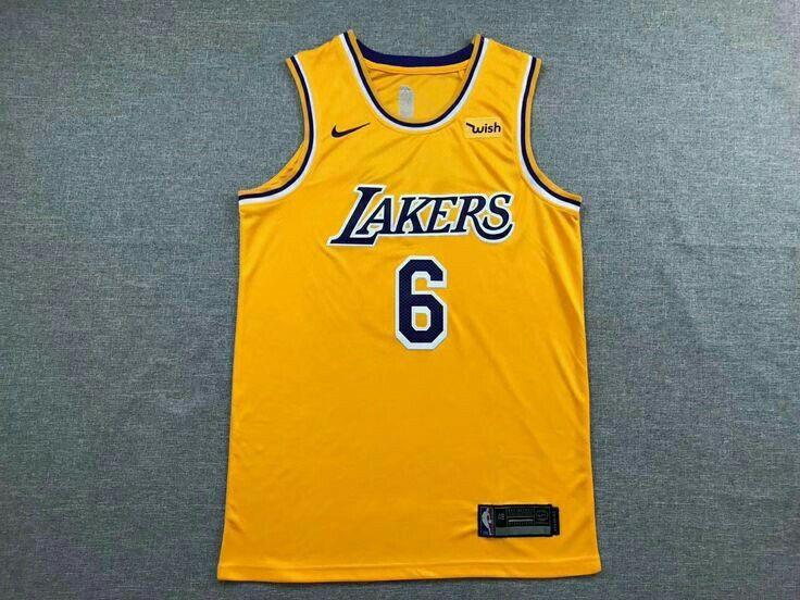 LEBRON JAMES #6 #LAKERCREW   Basketball jersey, Basketball shirts ...