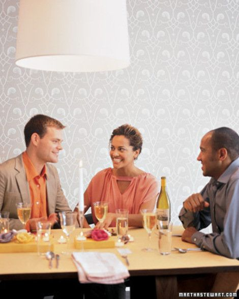 Low-Stress Tips for an Uber-Impressive Dinner Party   At Home - Yahoo! Shine