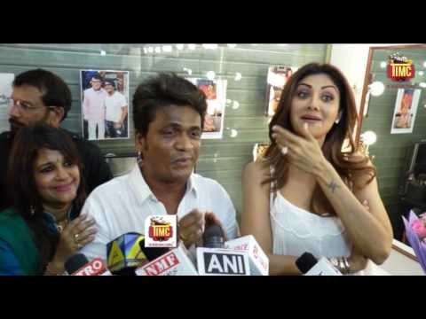 Shilpa Shetty was there to encourage his friend cum makeup artist, Ajay Shelar, who has entered the new venture by opening up a Make Up Academy.    #Bollywood #Movies #TIMC #TheIndianMovieChannel #Celebrity #Actor #Actress #Magazine #BollywoodNews #video #indianactress #Fashion #Lifestyle #Gallery #celebrities #BollywoodCouple #BollywoodUpdates #BollywoodActress #BollywoodActor #News