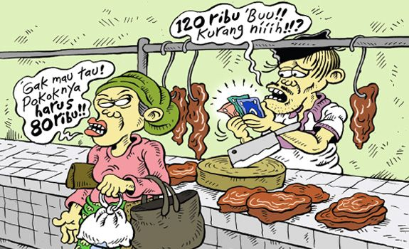 Mice Cartoon, Rakyat Merdeka - Juni 2016: Ikut Kata Presiden