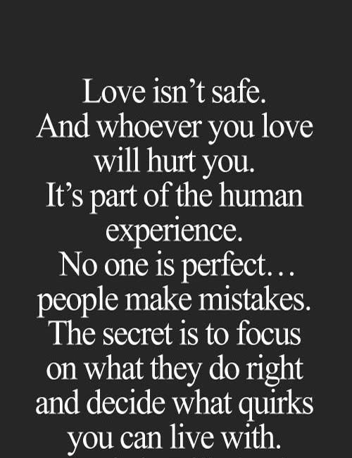 Love Isnt Safe  Love Quotes  Relationship Quotes -4690