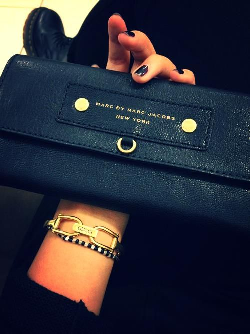 Marc Jacobs  – clutch style