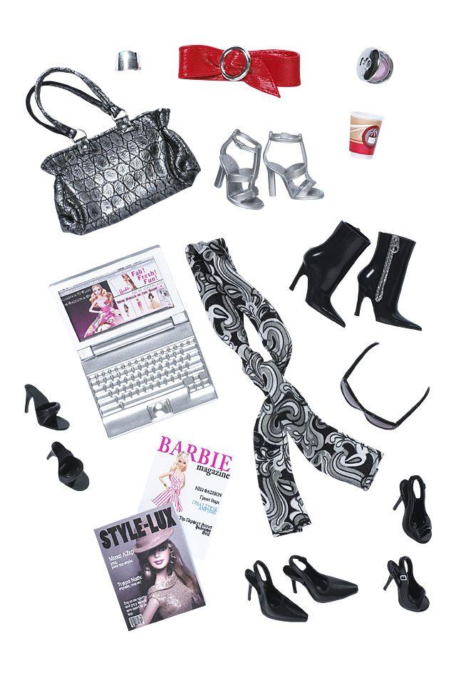 Mira No. 001 - Colección 001 | Barbie Collector