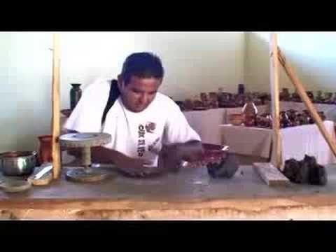 Ceramica Colonial del Cusco: Ing. Julio Gutierrez Samanez - YouTube