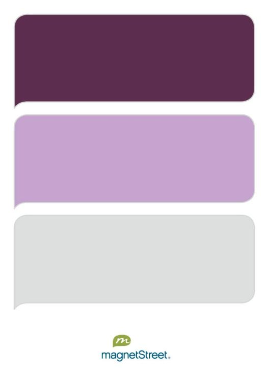 Eggplant, Lilac, and Silver Wedding Color Palette -  @rockmywinterwedding #rockmywinterwedding