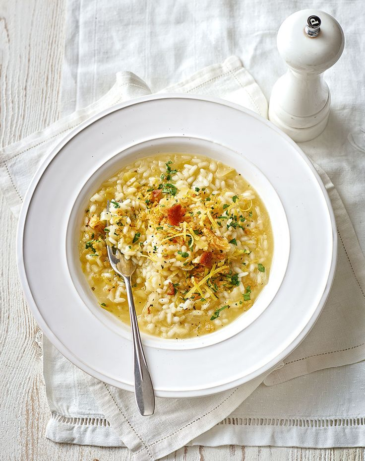 If you're looking for a cheap midweek meal, this risotto recipe is it – it feeds 4 for under £5.