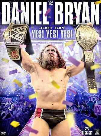 Perennial underdog and fan favorite Daniel Bryan climbed to the top of the WWE world with his stunning upset victory at WrestleMania 30. Chart his rise to prominence with this special collection of Br
