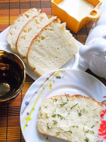 Белый домашний хлеб. Рецепт с фото