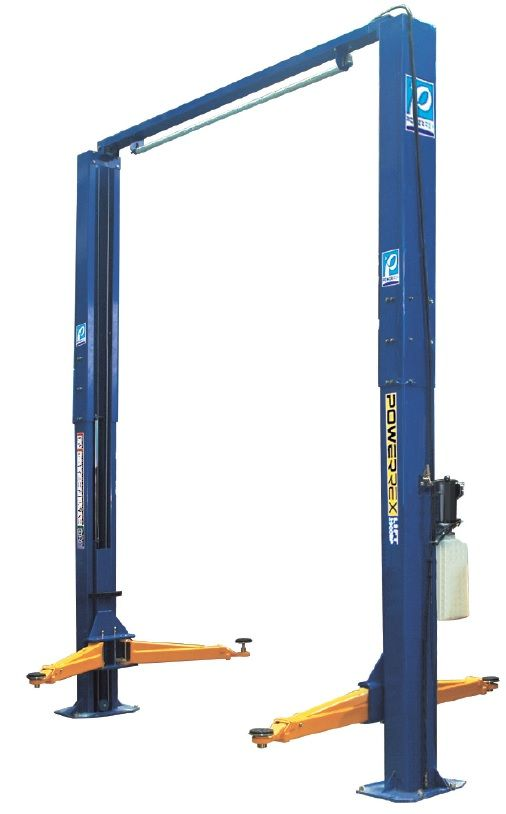#PowerrexVehicleHoist strong and space saving hoist made in Korea. Now you can buy at Interequip For details visit at: http://www.interequip.com.au/lifts/