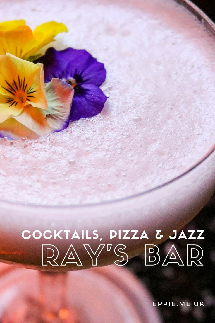Cocktails, pizza and live jazz at Ray's Bar in Dalston, opened my Voodoo Rays. Don't miss these creative cocktails for budget prices at one of East London's best bars.