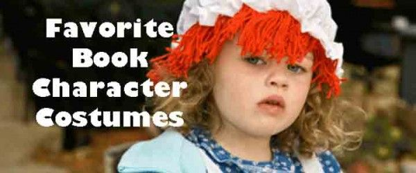 60 Favorite Book Character Costumes Ã'Â« Imagination Soup Fun Learning and Play