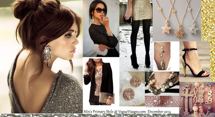 My december 2014 fashion board and article-  Min's Primary Style @ VagueVisages.com