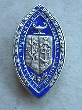 Western Infirmary Glasgow School of Nursing hospital badge