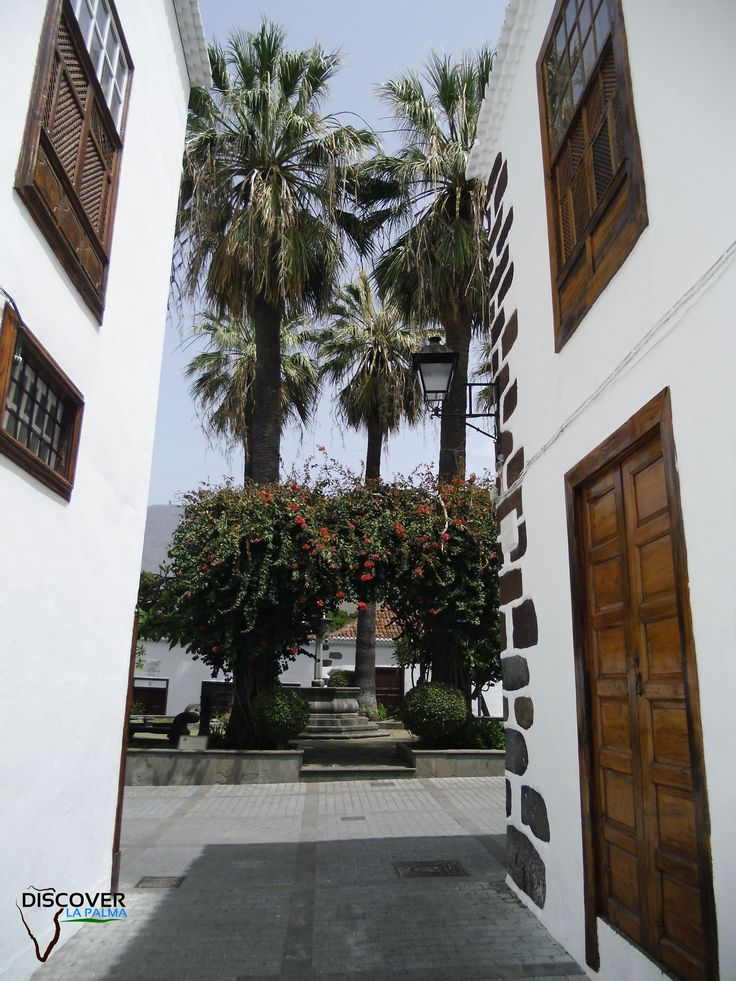 Plaza Elías Santos Abreu, Los Llanos de Aridane