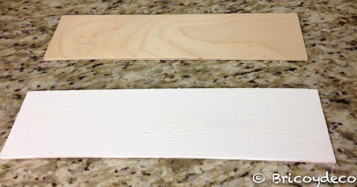 Hacer pintura de leche para pintar madera manualidades - Pinturas para pintar madera ...