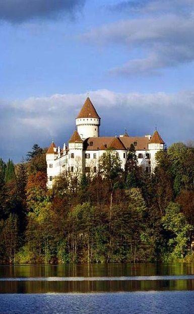 Konopiště castle (Central Bohemia), Czechia