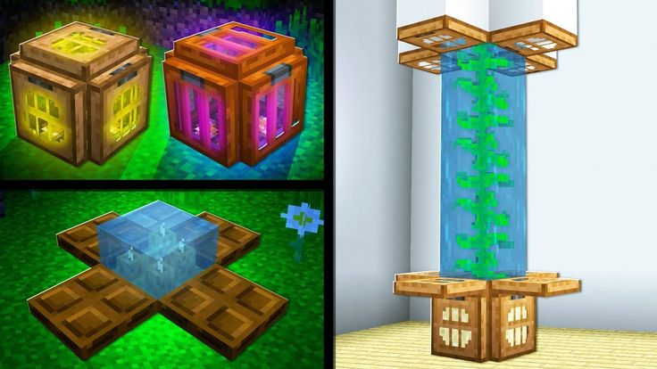 10 Things You Didn't Know You Could Build in Minecraft! (NO MODS!) - YouTube