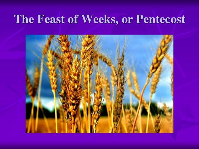 pentecost in the bible story