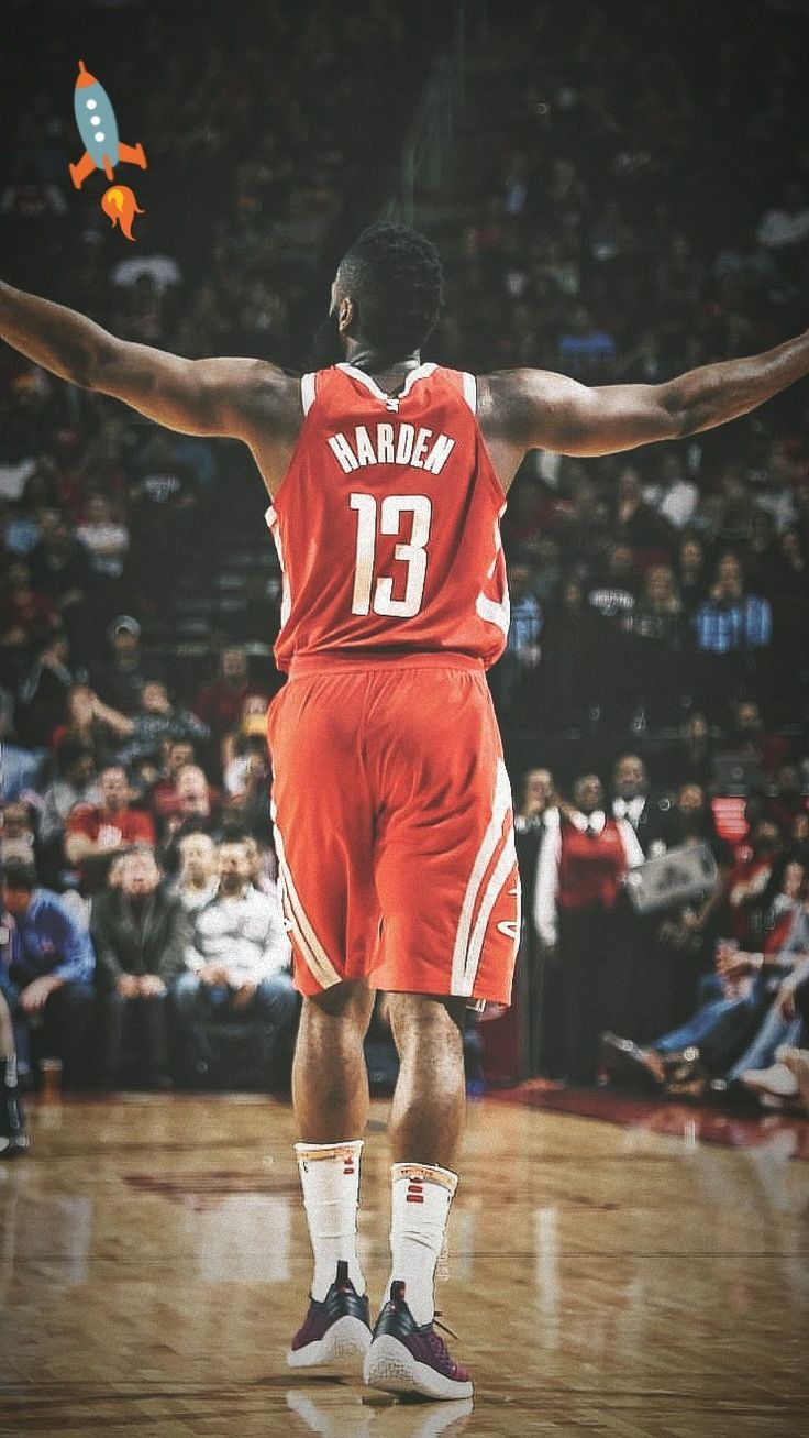 110 best james harden 13 images on pinterest basketball - James harden iphone wallpaper ...